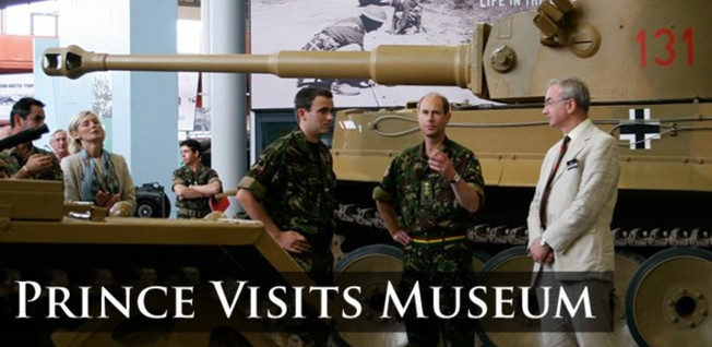 Discussing the history & evolution of armoured warfare.