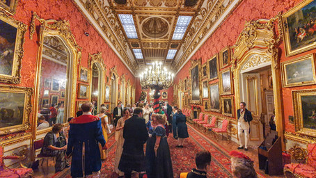 Regency Dance Event at Apsley House