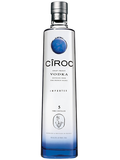 Vodka Ciroc Blue Stone