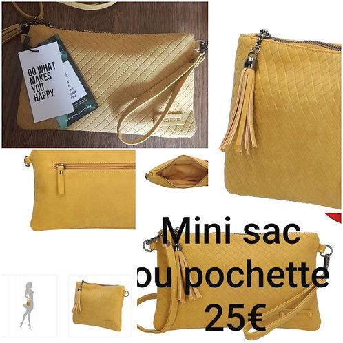 Mini sac ou pochette