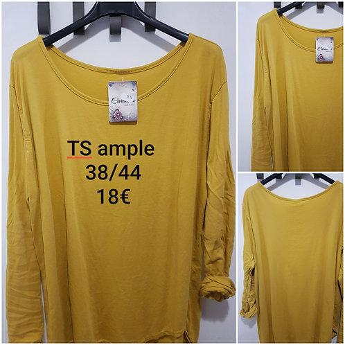 TS ample coton