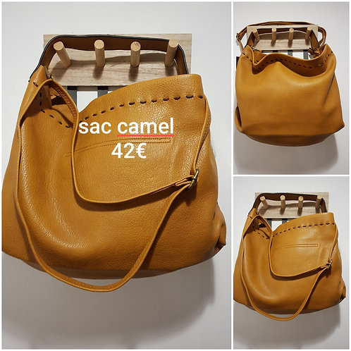Sac original camel