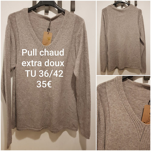 Pull extra doux