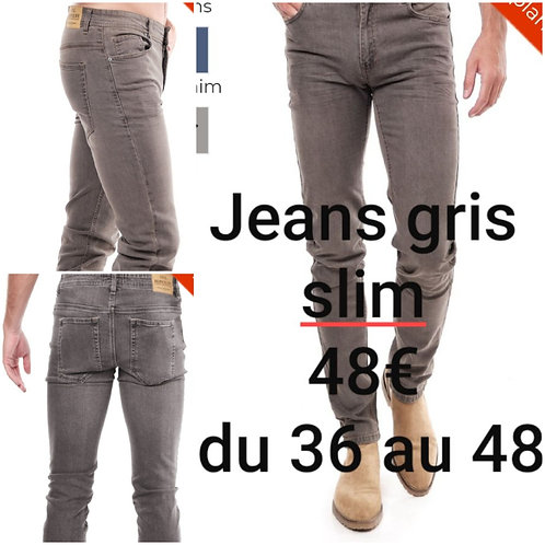 Jean hopenlife coupe slim