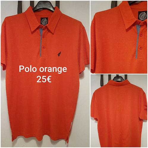 Polo Hopenlife orange