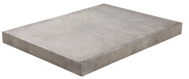 2 x 2 Grey Concrete Flag (600 x 600mm)