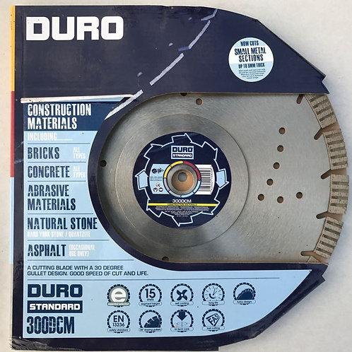 Duro Standard 300mm DCM 15mm Segment