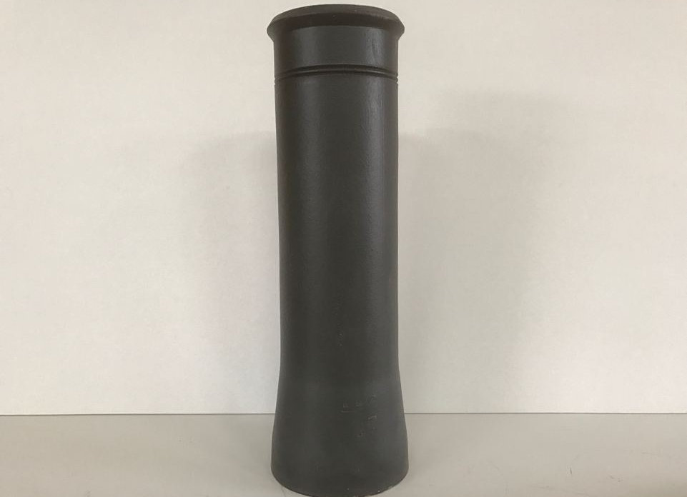 900mm 36 Quot Cannon Head Chimney Pot Black Cbs Carlisle