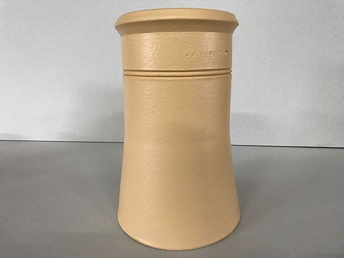 "450mm (18"") Cannon Head Chimney Pot Buff"