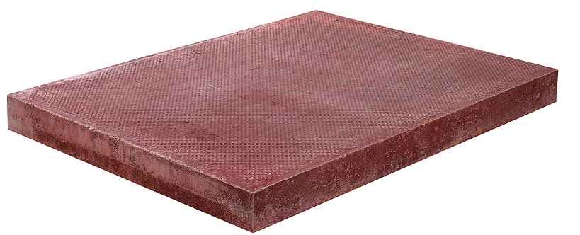 3 x 2 Red Concrete Flag (900 x 600mm)