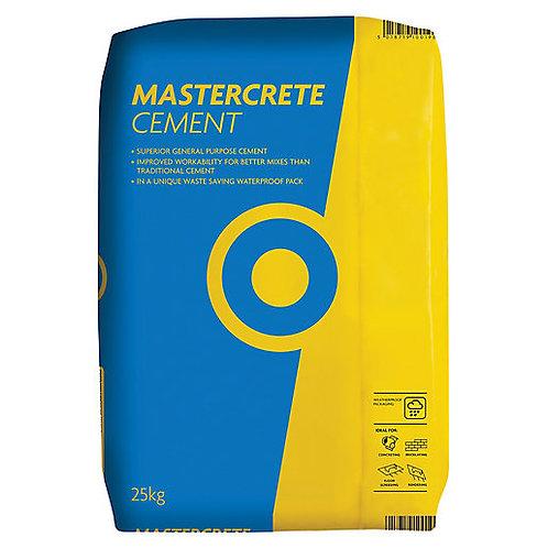 Mastercrete Portland Cement 25KG