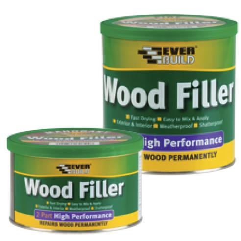 2 Part High Performance Wood Filler