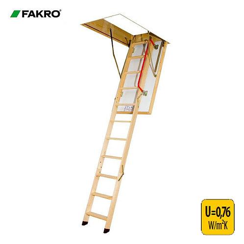 Fakro LWK Komfort Loft Ladders 60cm x 120cm