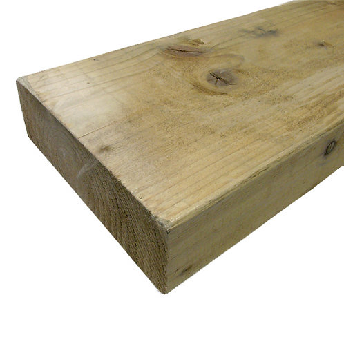 47mm x 175mm C16/C24 Imported Sawn Treated Timber Carcassing