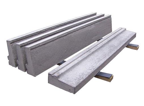 """900mm Slip Cill (Sill) 8""""x3"""" Concrete Grey"""