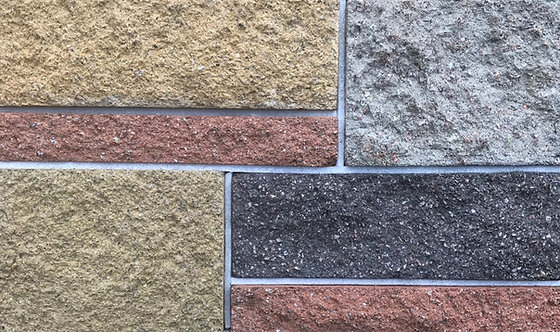 Fyfestone Elite Split Granite Walling