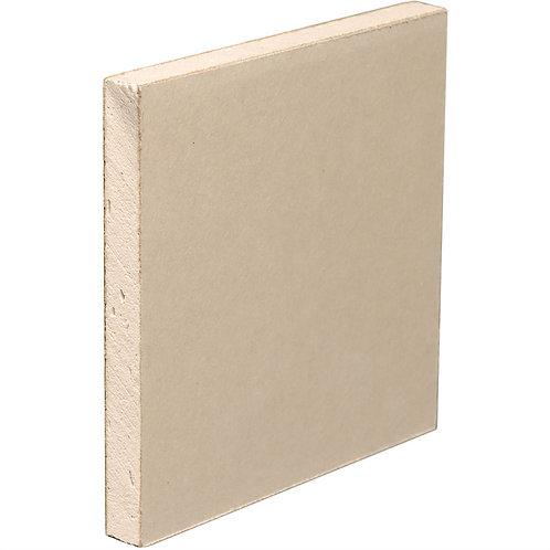 Knauf Baseboard Plasterboard Square Edge 9.5mm x 1220mm x 900mm