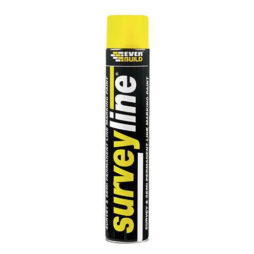 Surveyline Line Marking Paint Yellow
