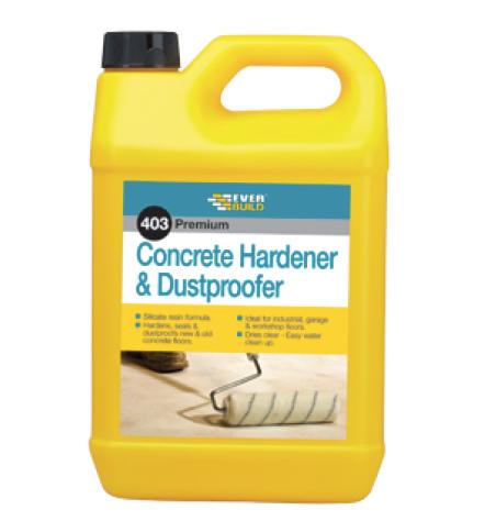 403 Concrete Hardener & Dustproofer 5L