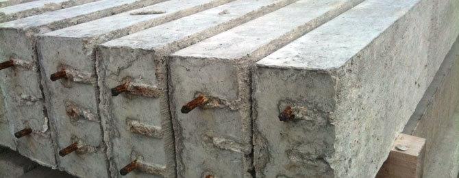 "225mm (9"") Prestressed Concrete Lintel 225 x 100mm"