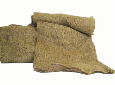 Empty Hessian Sand Bag