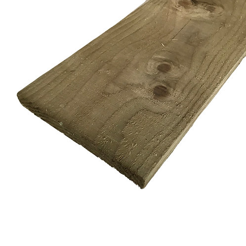 22mm x 200mm Sawn Treated Timber Carcassing