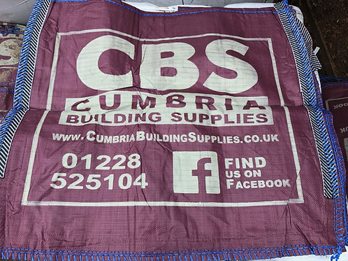 CBS Empty Dumpy Bag