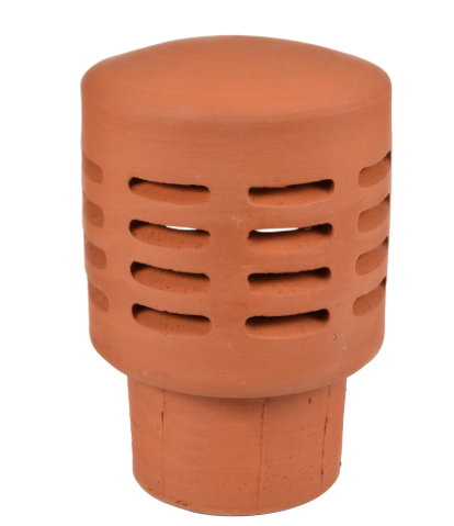 Gas Terminal Red (terracotta)