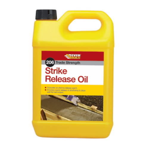 206 Strike Release Oil 5L