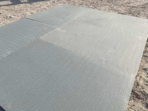 Kandla Grey Promenade Sandstone Sawn & Flamed 20mm