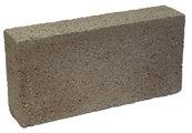 "6"" Solid Concrete Block (140 x 440 x 215mm)"