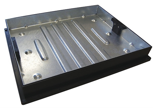 CD 790R/80  RECESSED COVER & FRAME 600 (L) x 450 (W) x 80 (H)