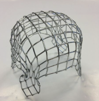 """4"""" Galvanised Wire Balloon Guard"""