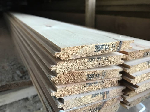 Tongue & Groove Cladding 100 x 17mm