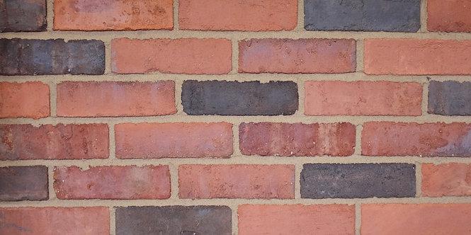 Antique Orange 65mm Furness Brick