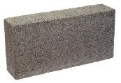 "4"" Ricalite Medium Density Concrete Block (100 x 440 x 215mm)"