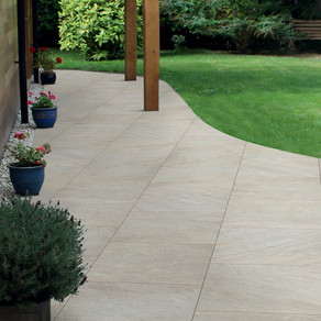 Beautiful Porcelain Paving