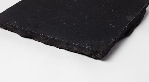 Carbon Black Limestone 600x290mm
