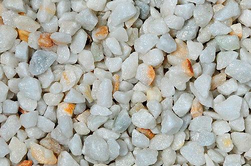 Polar White Marble 9-12mm