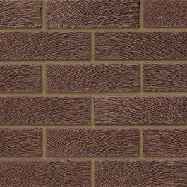 Throckley Brown Rustic 65mm Ibstock