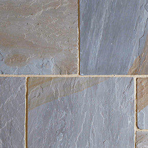 Yorkshire Blend Two Tone Sandstone Calibrated 24mm