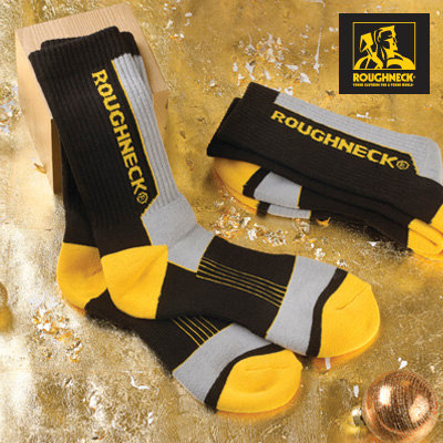 Roughneck Winter Socks Twin pack