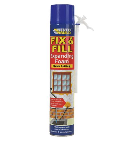 Fix & Fill Expanding Foam