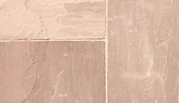 Autumn Brown Sandstone Finestone 15-22mm