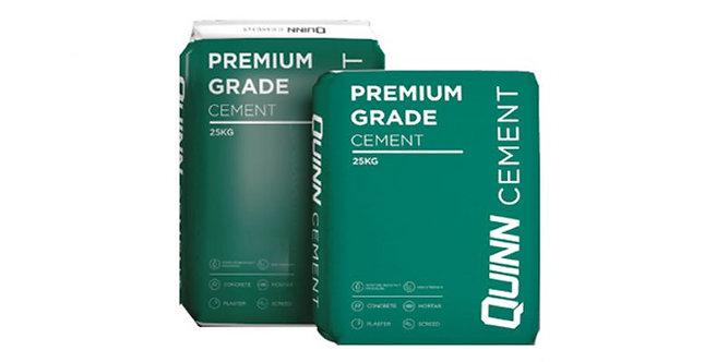 Quinn Premium Grade Cement 25KG