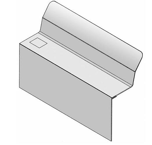 Type X Ridge Tray