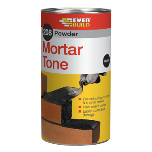 208 Powder Mortar Tone Black