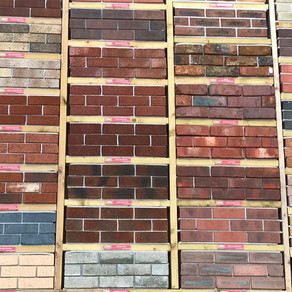 64 Different Bricks In Stock