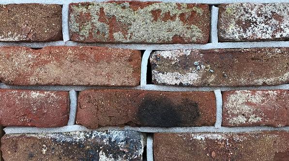Ashbourne Hand made 60mm Bricks Reclaimed Bricks
