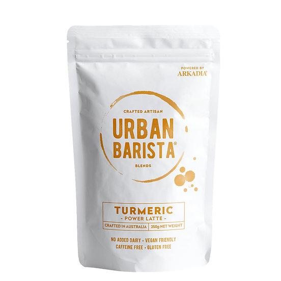 Urban Barista Turmeric Latte
